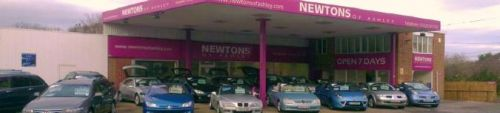 Newtons of Ashley                         (01425) 621722