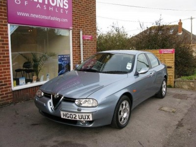 Image of Alfa Romeo 156