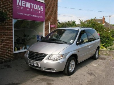 Image of Chrysler Voyager