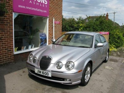 Image of Jaguar S-Type