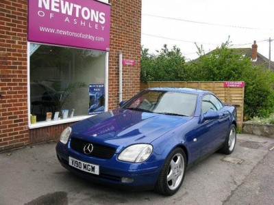Image of Mercedes-Benz SLK 230K