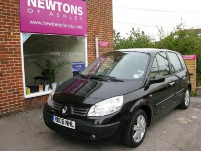Image of Renault Megane Scenic