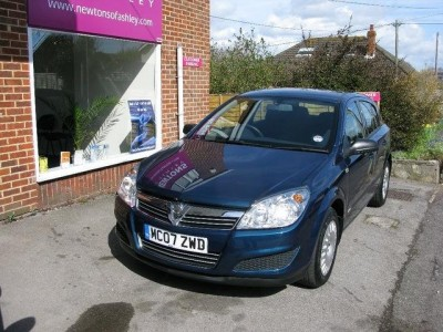 Image of Vauxhall/Opel Astra