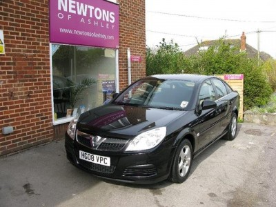 Image of Vauxhall/Opel Vectra